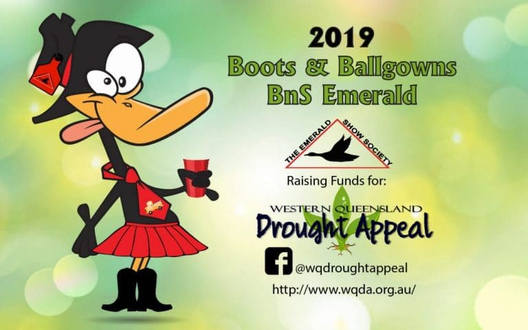 2019 Boots & Ballgowns BNS & Ute Muster – 27th April 2019